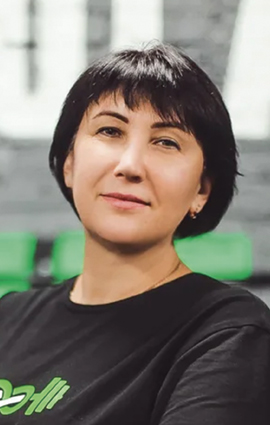 makarova l - Лариса Макарова